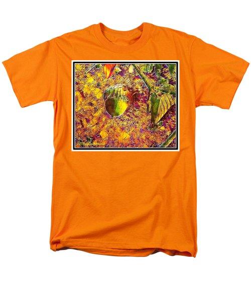 Little Acorn Men's T-Shirt  (Regular Fit) by MaryLee Parker