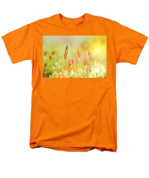 Little World Men's T-Shirt  (Regular Fit)