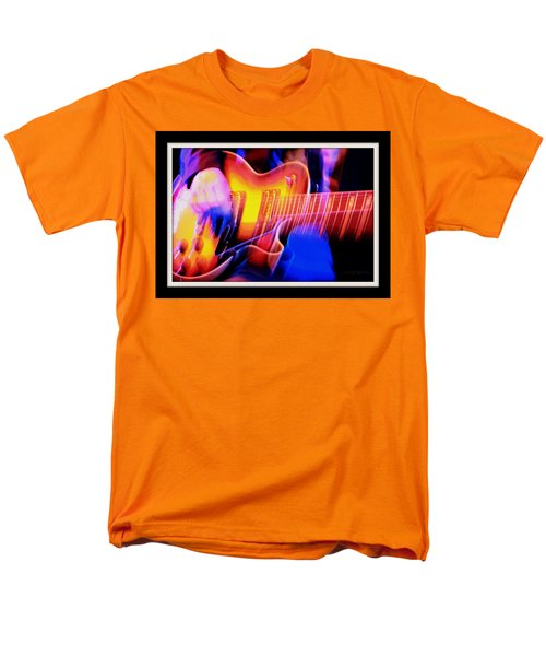 Men's T-Shirt  (Regular Fit) featuring the photograph Live Music by Chris Berry