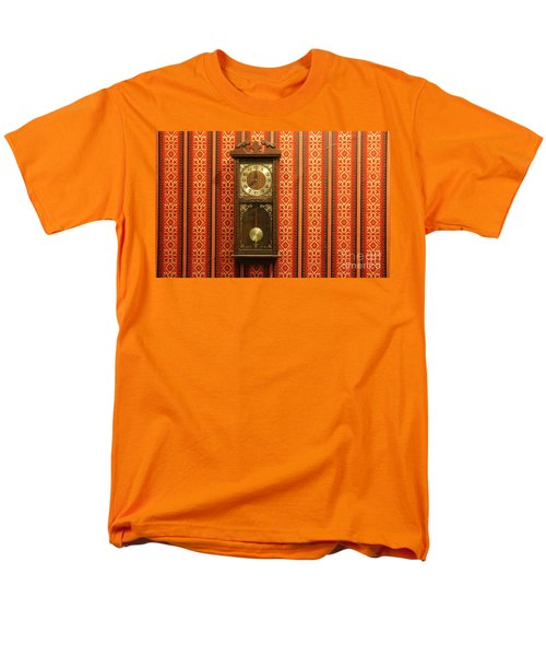 Men's T-Shirt  (Regular Fit) featuring the photograph Lost In Time And Space by Stephen Mitchell
