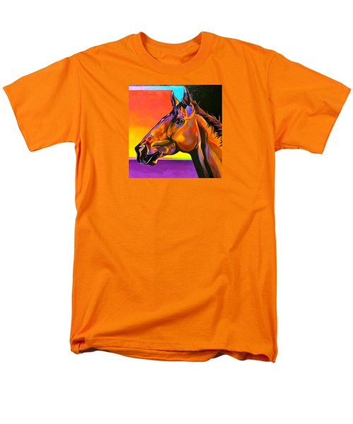 Men's T-Shirt  (Regular Fit) featuring the painting Maurice by Bob Coonts
