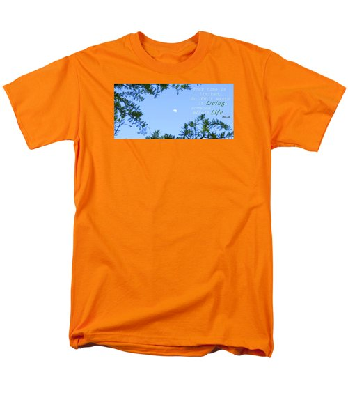 Men's T-Shirt  (Regular Fit) featuring the photograph Time Well Spent by David  Norman