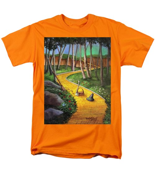 Memories Of Oz Men's T-Shirt  (Regular Fit) by Randy Burns