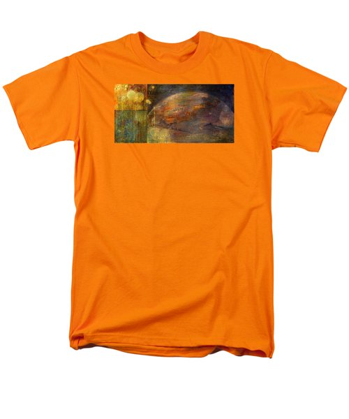 Mindfulness Men's T-Shirt  (Regular Fit)