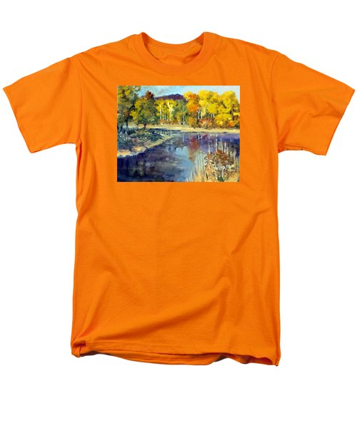 Mississippi Mix Men's T-Shirt  (Regular Fit) by Jim Phillips