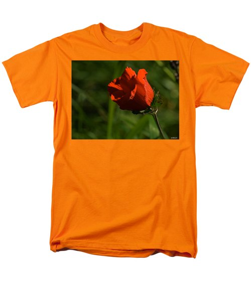 Men's T-Shirt  (Regular Fit) featuring the photograph Morning Glory by Uri Baruch