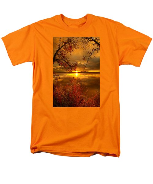 Mother Nature's Son Men's T-Shirt  (Regular Fit) by Phil Koch