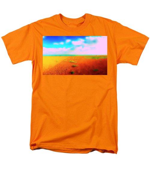 Mulberry Land Men's T-Shirt  (Regular Fit)