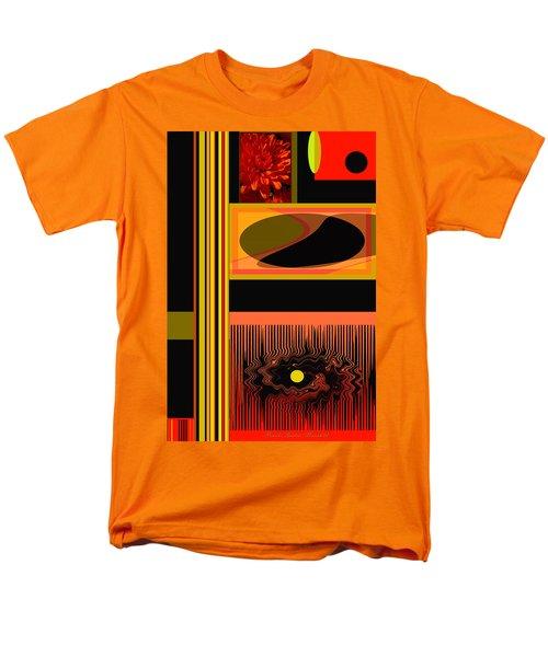 Mum Abstract 1 Men's T-Shirt  (Regular Fit) by Brooks Garten Hauschild