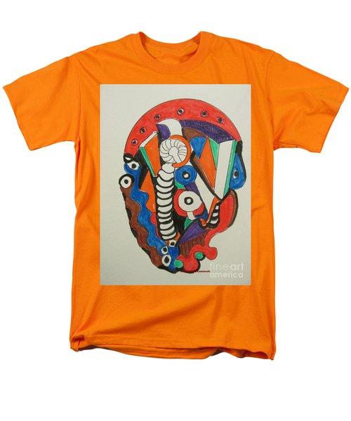 Mushroom Powered Engine 01 - Bellingham - Lewisham, Men's T-Shirt  (Regular Fit) by Mudiama Kammoh