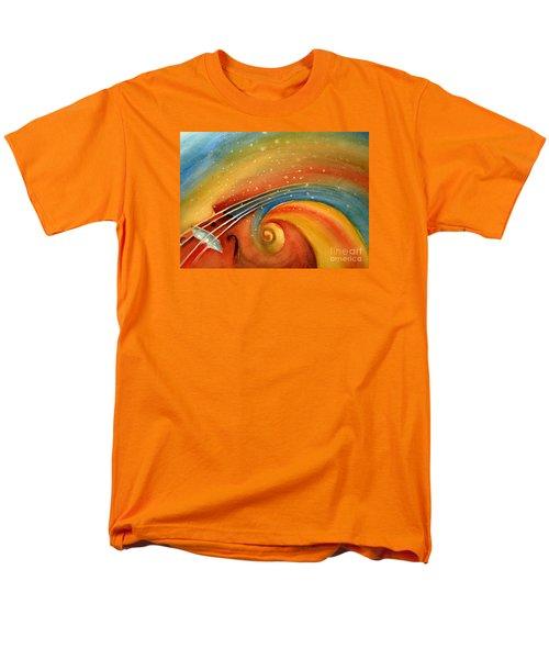 Music In The Spirit Men's T-Shirt  (Regular Fit)