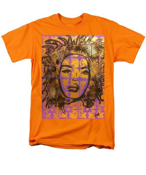 Music Mother  Men's T-Shirt  (Regular Fit) by Miriam Moran