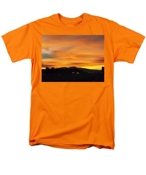 Nm Sunrise Men's T-Shirt  (Regular Fit) by Adam Cornelison