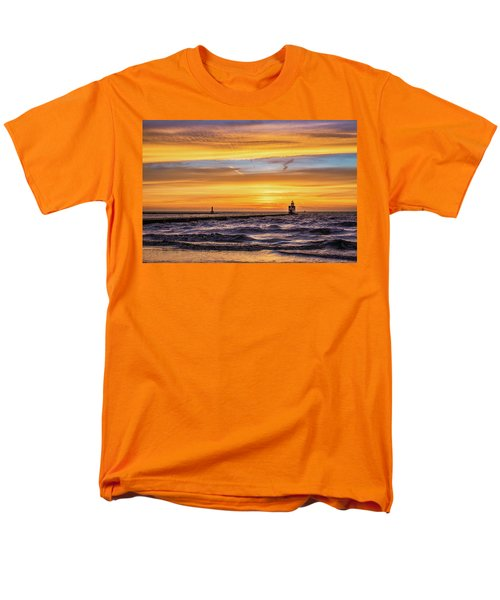Men's T-Shirt  (Regular Fit) featuring the photograph October Surprise by Bill Pevlor