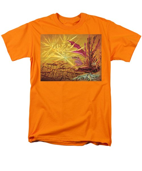 Olivier Messiaen Landscape Men's T-Shirt  (Regular Fit) by Charles Cater