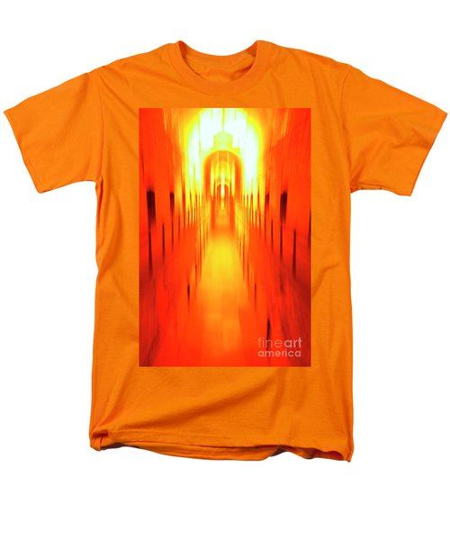 Men's T-Shirt  (Regular Fit) featuring the photograph On The Way To Death Row by Paul W Faust - Impressions of Light