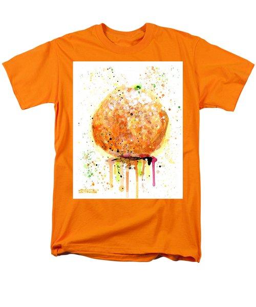 Orange 2 Men's T-Shirt  (Regular Fit) by Arleana Holtzmann