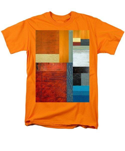 Orange Study With Compliments 1.0 Men's T-Shirt  (Regular Fit) by Michelle Calkins