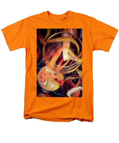 Other Worlds II Men's T-Shirt  (Regular Fit) by Shelly Stallings