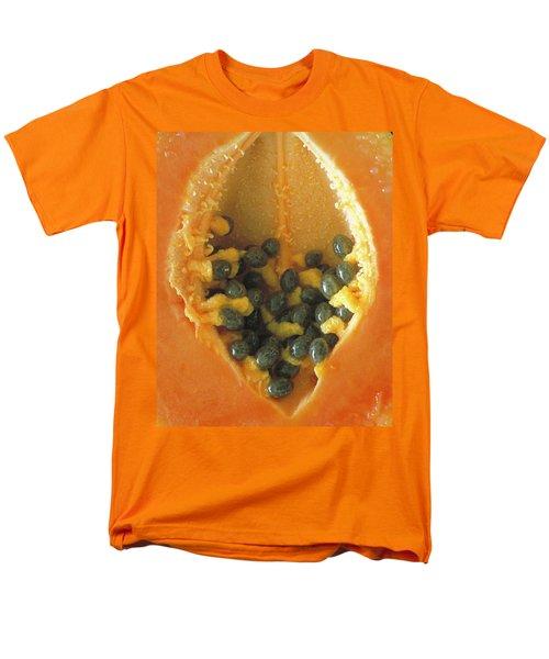 Papaya Men's T-Shirt  (Regular Fit) by Art Shimamura