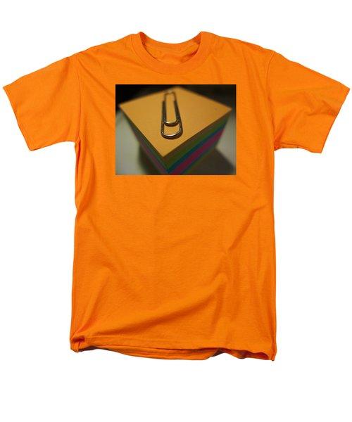 Paperwork Men's T-Shirt  (Regular Fit) by John Rossman