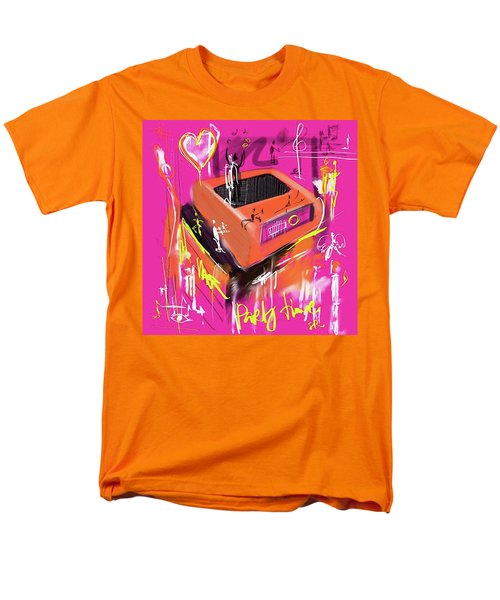 Party Time  Men's T-Shirt  (Regular Fit) by Sladjana Lazarevic