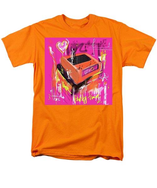 Party Time  Men's T-Shirt  (Regular Fit)
