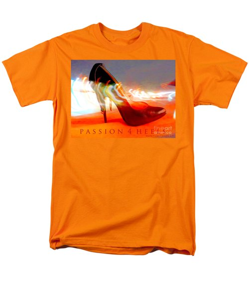 Men's T-Shirt  (Regular Fit) featuring the photograph Passion For Heels by Don Pedro De Gracia