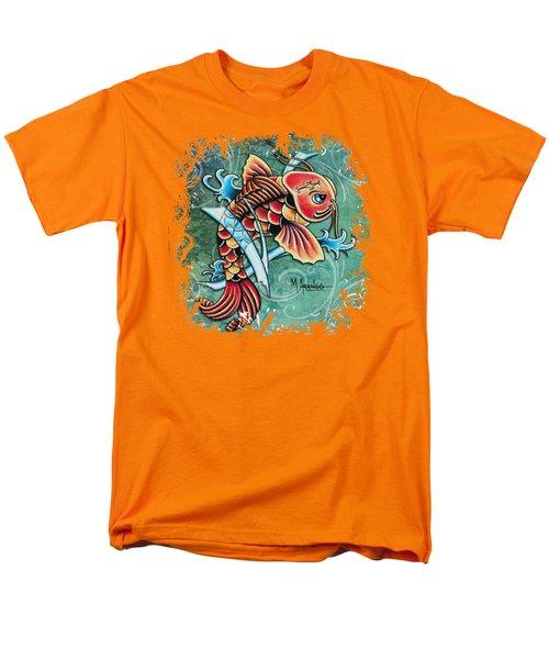 Perseverance Men's T-Shirt  (Regular Fit) by Maria Arango