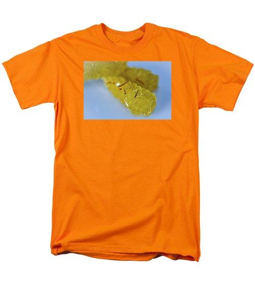 Persian Saffron Rock Sugar Men's T-Shirt  (Regular Fit) by Sabine Edrissi