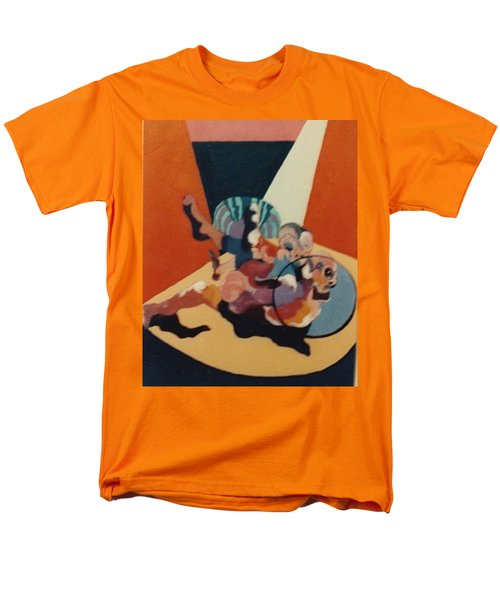Pinned For The Win Men's T-Shirt  (Regular Fit) by Bernard Goodman