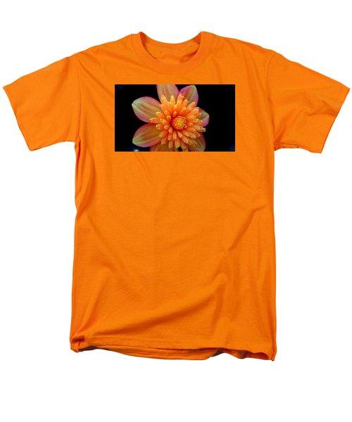 Point Defiance Dahlia Men's T-Shirt  (Regular Fit) by Karen Molenaar Terrell