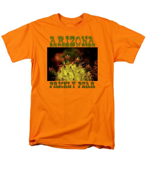 Prickly Pear Spring Men's T-Shirt  (Regular Fit) by Roger Passman