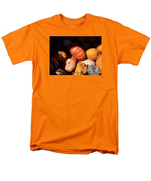 Punkin Patch Men's T-Shirt  (Regular Fit) by Fred Wilson