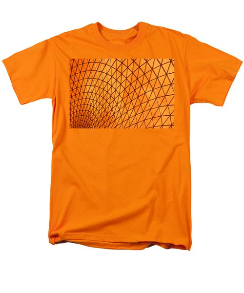Orange Glow Men's T-Shirt  (Regular Fit) by Elvira Butler