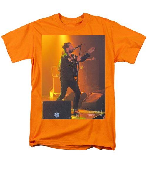 Rival Sons Jay Buchanan Men's T-Shirt  (Regular Fit) by Jeepee Aero