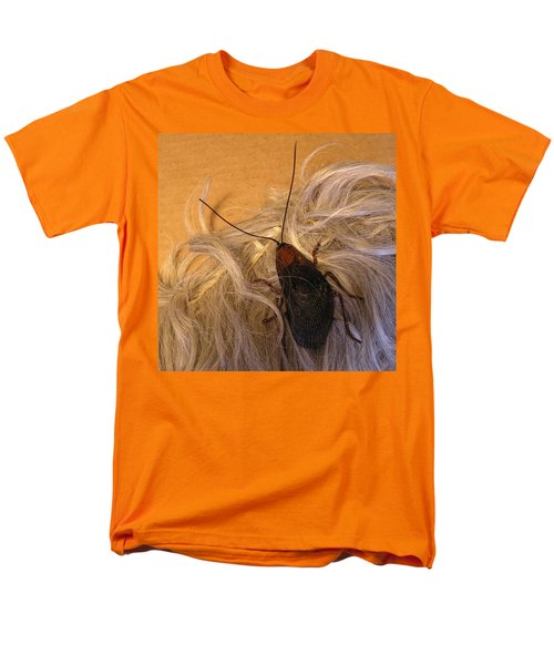 Roach Hair Clip Men's T-Shirt  (Regular Fit) by Roger Swezey
