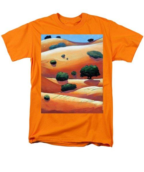 Rolling Trip Panel IIi Men's T-Shirt  (Regular Fit) by Gary Coleman
