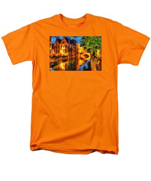 Romantique Men's T-Shirt  (Regular Fit) by Greg Collins