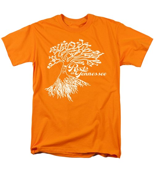 Roots In Tennessee Men's T-Shirt  (Regular Fit) by Heather Applegate