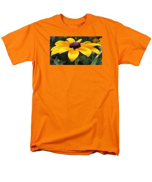 Rudbeckia Bloom Up Close Men's T-Shirt  (Regular Fit) by Bruce Bley