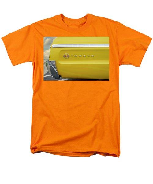 Men's T-Shirt  (Regular Fit) featuring the photograph S S Impala by Mike McGlothlen