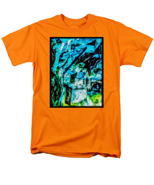 Men's T-Shirt  (Regular Fit) featuring the photograph Sea Changes by William Wyckoff