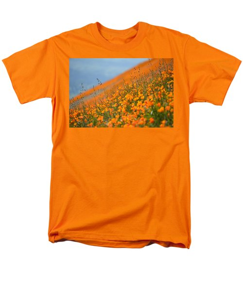 Sea Of Poppies Men's T-Shirt  (Regular Fit) by Kyle Hanson
