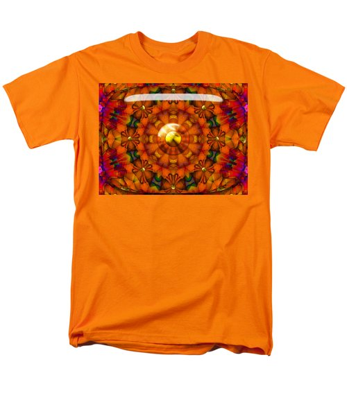 Men's T-Shirt  (Regular Fit) featuring the digital art Seasons by Robert Orinski