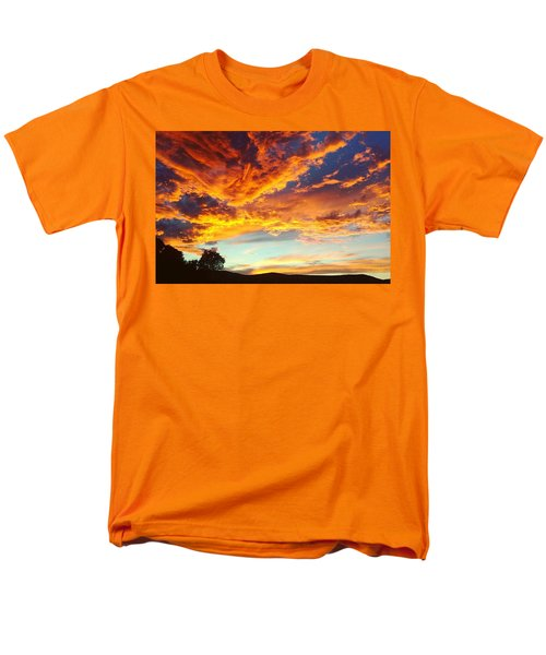 Sedona Men's T-Shirt  (Regular Fit)
