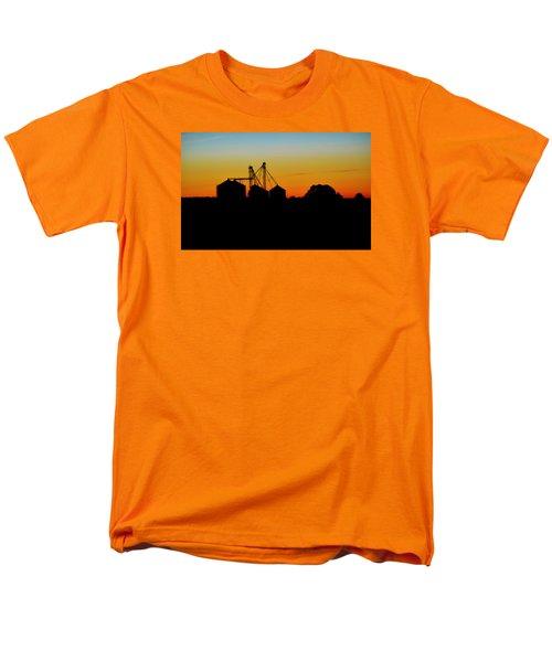Silhouette Farm Men's T-Shirt  (Regular Fit) by William Bartholomew