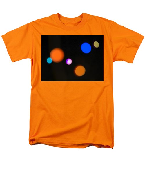 Simple Circles Men's T-Shirt  (Regular Fit) by Susan Stone