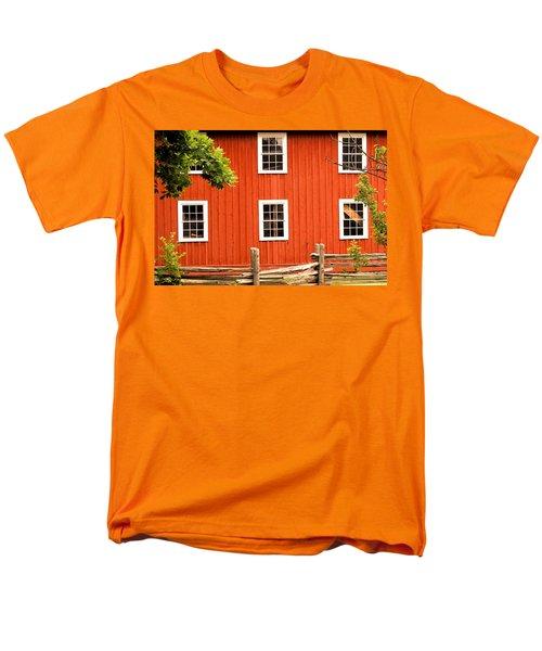 Six Windows Men's T-Shirt  (Regular Fit) by Ian  MacDonald