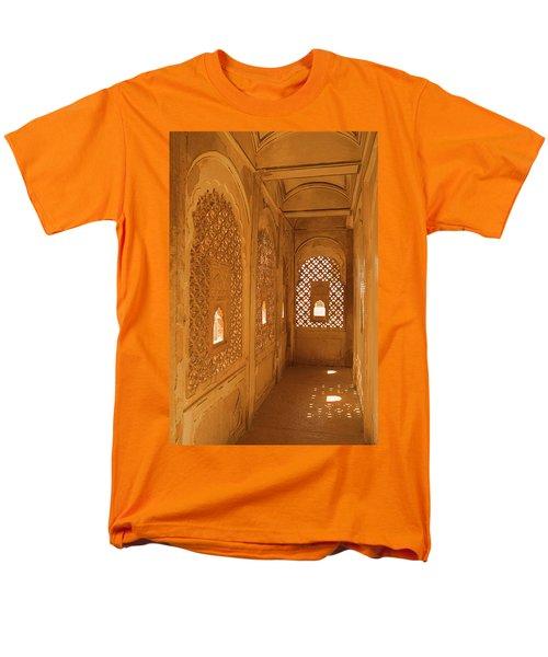 Skn 1241 Carved Niche Men's T-Shirt  (Regular Fit) by Sunil Kapadia